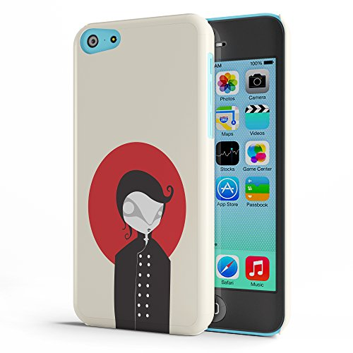 Koveru Back Cover Case for Apple iPhone 5C - Little Red Riding Hood