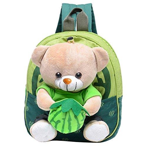 Babyrucksack Tier Bärchen kinderhandtasche Baby Rucksack Kleinkind Kinder Schultasche kinderrucksack