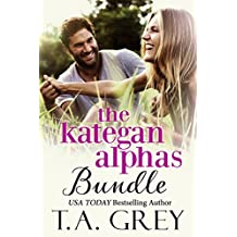 The Kategan Alphas Bundle (The complete series: Books 1-6): Mating Cycle, Dark Awakening, Wicked Surrender, Eternal Temptation, Dark Seduction, Tempting Whispers