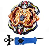 JJQ-TOYS Bey Burst B-115 Booster Archer Hercules.13.Et with Launcher Top Kids Toys Metal Plastic Fusion 4D Gift Toys for Children