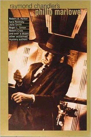 Raymond Chandler's Philip Marlowe by Byron Preiss (1999-11-01)