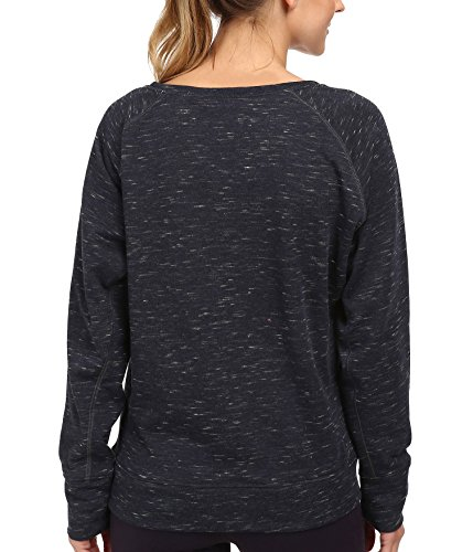 Nike Gym N¨¦on Noir Fleck Womens Fleece Top-L