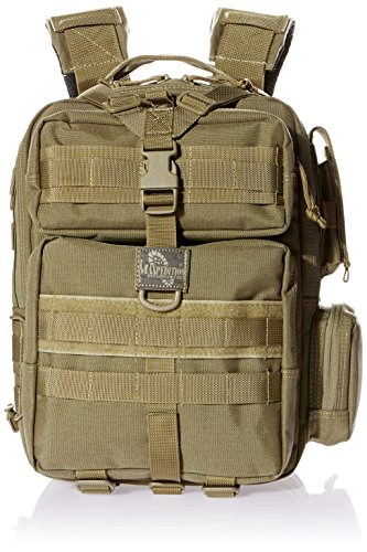 Maxpedition Typhoon Backpack (Khaki) (Maxpedition Pygmy Falcon Ii compare prices)