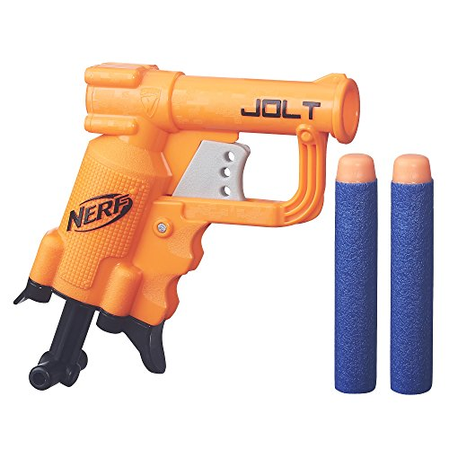 Nerf N-Strike Elite Jolt Blaster (Best Pistol Shot Ever)