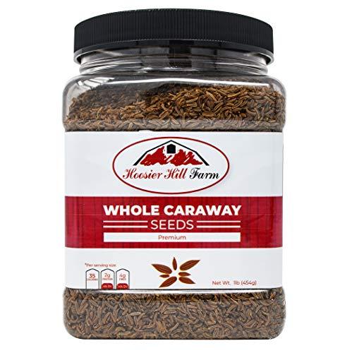 - Hoosier Hill Farm Whole Caraway Seeds 1 lb
