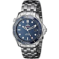 Omega Stainless Steel Mens Watch