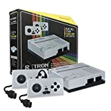 Hyperkin RetroN 1 Gaming Console for NES (Silver)