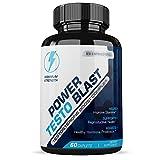 Power Testo Blast- Testosterone Boost Complex- Reproductive Health- Assists Heathy Hormone Production