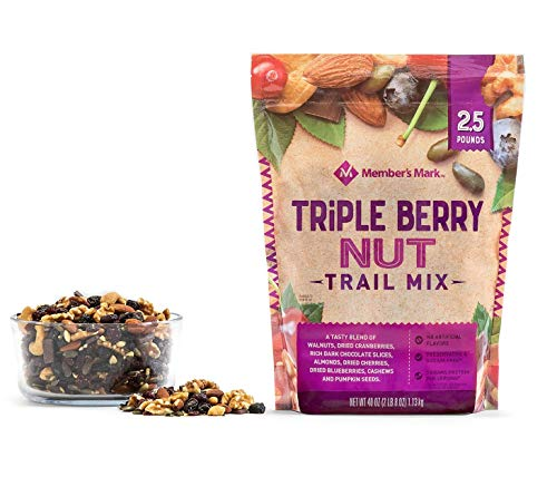 Member's Mark Triple Berry Nut Trail Mix (2.5 lbs.) ()