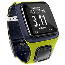 TomTom Runner Limited Edition GPS Watch (Green/Deep Blue)