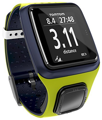 TomTom GPS Sportuhr Runner Limited, Green/Blue, One size, 1RR0.001.08