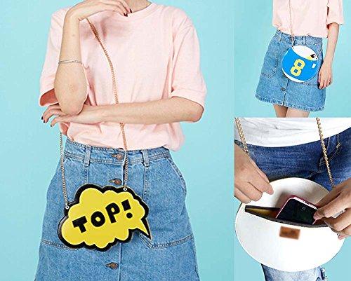 Schön Tasche Umhängetasche Damenhandtaschen Geldbörse, TOP