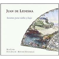 Sonatas Para Violin y Bajo