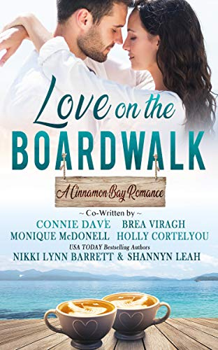 Bay Cinnamon Beach - Love on the Boardwalk (A Cinnamon Bay Romance Book 1)