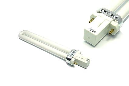 Bulbo uv w u ricambio per lampada fornetto uv gel
