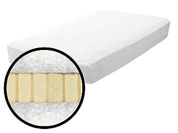 the futon shop hush a bye latex and organic cotton firm crib mattress crib amazon     the futon shop hush a bye latex and organic cotton      rh   amazon
