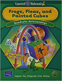 Frogs, Fleas and Painted Cubes, Quadratic Relationships