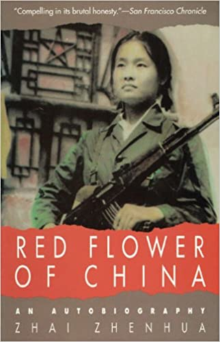 Amazon com: Red Flower of China: An Autobiography