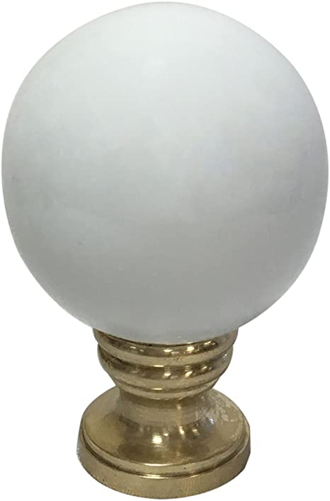 lamp finial for lamp shades