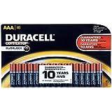 Duracell Coppertop Alkaline Aaa, 16 Count