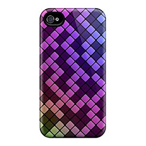 Squares Pattern Bumper phone cover shell Perfect Design covers iphone6 iphone 6