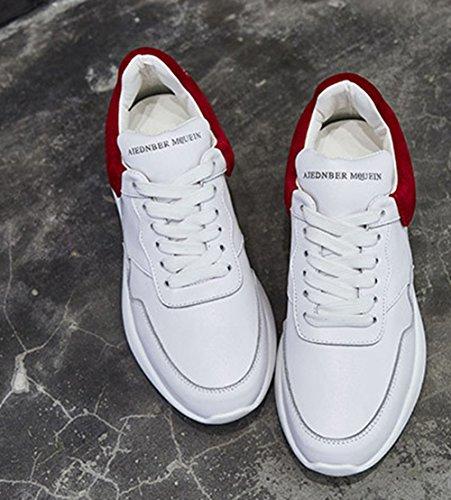 rojo Atletismo Zapatillas LFEU blanco de Mujer w1TzxEqngX