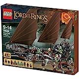 Lego 79008 - Set Signore degli Anelli - Imboscata alla nave dei pirati