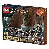 Lego Lord of the Rings Hobbit Pirate Ship Ambush
