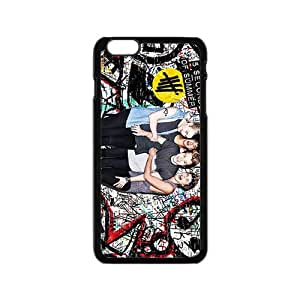 2015 popular 5 SOS Space Cell Phone Case for Iphone 6