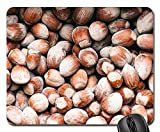 Mouse Pad - Nuts Almonds Roasted Salted Snack Healthy