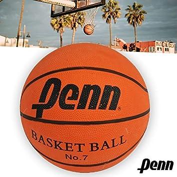 Hangang Penn GN Tamaño Oficial 7 Pelota de Baloncesto para ...