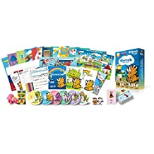 Slovak for Kids Deluxe set, Slovak Language Learning Dvds, Books, Posters and Flashcards for Children
