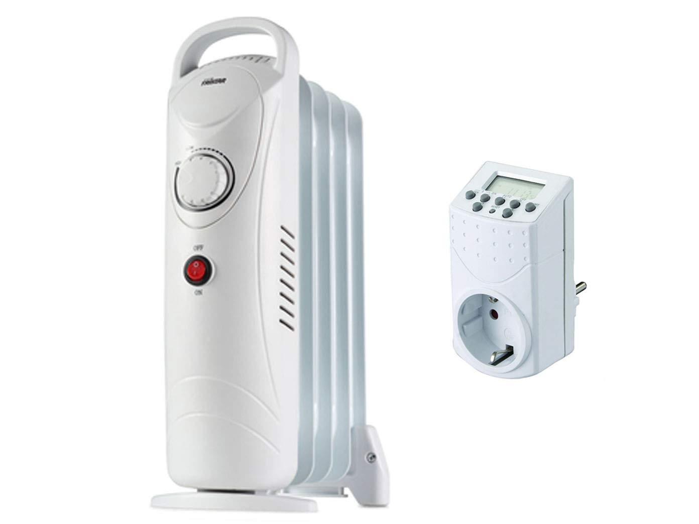 Tristar Chauffage é lectrique avec thermostat ré glable et minuteur 500 W