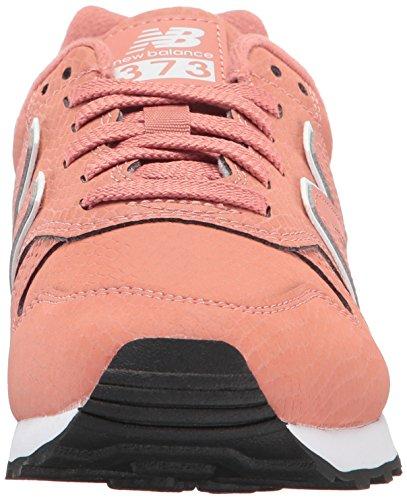 New Balance 373, Zapatillas para Mujer Rosa (Pink)