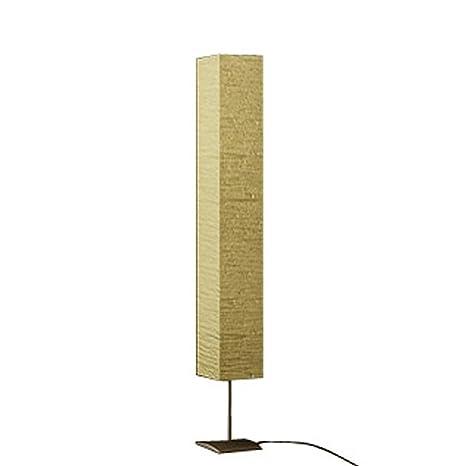 vidaXL Lámpara de pie con pie de acero 170cm