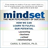 by Carol Dweck (Author), Marguerite Gavin (Narrator), LLC Gildan Media (Publisher) (1425)  Buy new: $22.99$17.95 193 used & newfrom$17.95