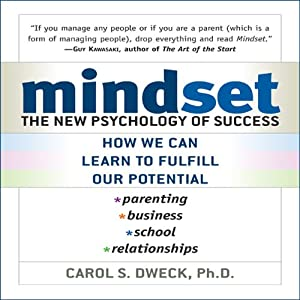 by Carol Dweck (Author), Marguerite Gavin (Narrator), LLC Gildan Media (Publisher) (2160)  Buy new: $22.99$17.95 193 used & newfrom$17.95