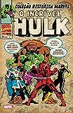capa de Coleção Histórica Marvel: O Incrível Hulk Vol. 6