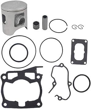 Piston Rings Gasket O-Ring Kit Fit For Yamaha Yz 125 YZ125 1998-2001