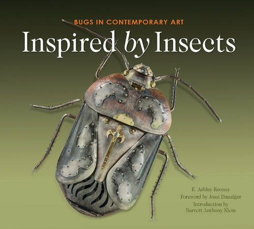Contemporary Botanical Art (Inspired by Insects: Bugs in Contemporary Art)