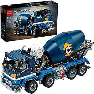 LEGO Technic Concrete Mixer Truck...