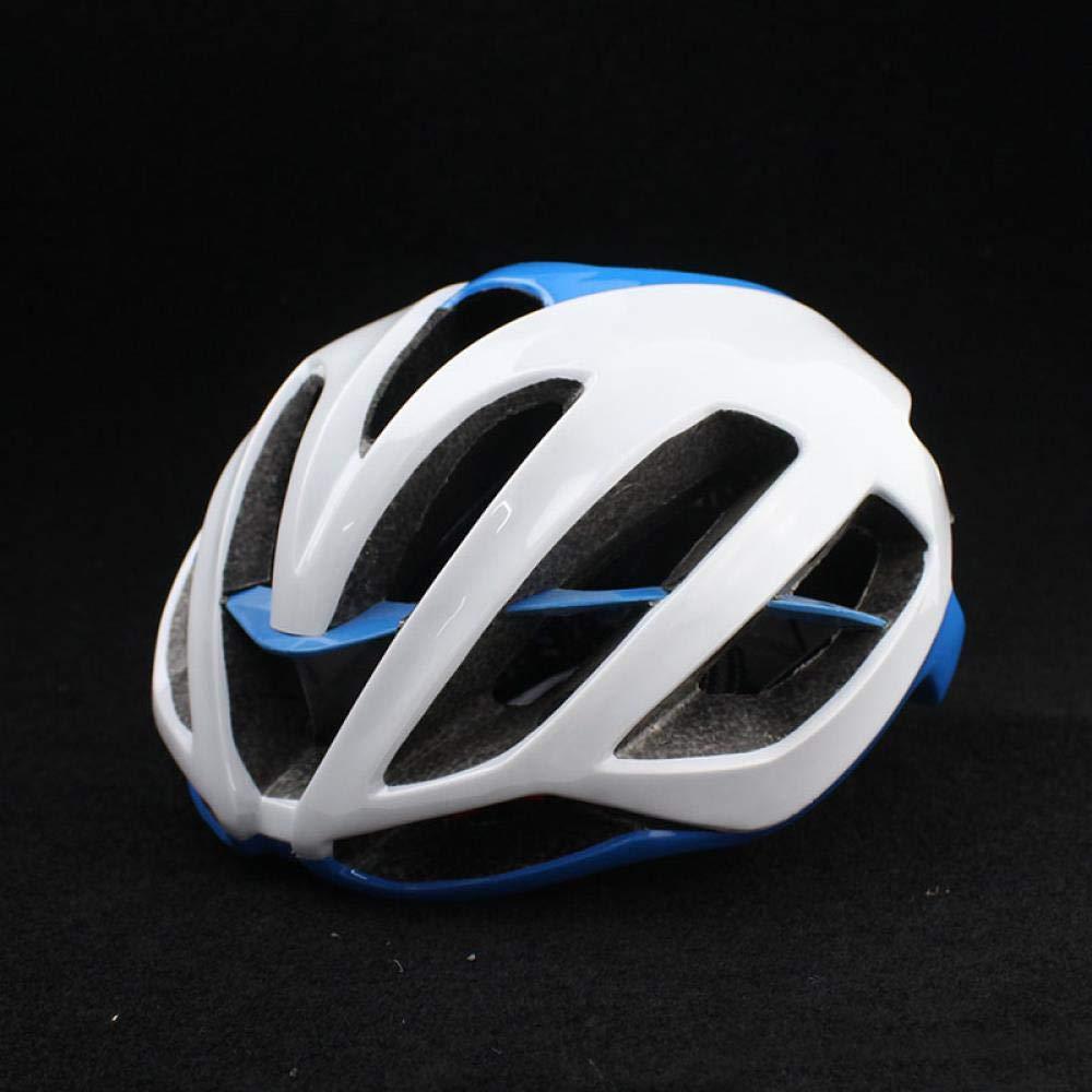 sin mínimo blanco LIUDATOU Cascos de Ciclismo de Bicicleta Casco Ciclismo Ciclismo Ciclismo Cascos de Bicicleta MTB Moldeados integralmente Casco de Ciclismo  seguro de calidad