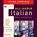 All-Audio Italian Audiobook by Living Language Narrated by Living Language