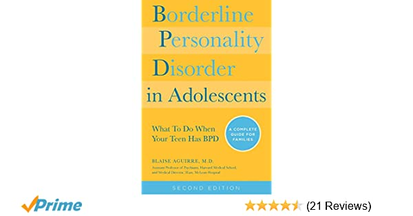 Borderline Personality Disorder in Adolescents, 2nd Edition