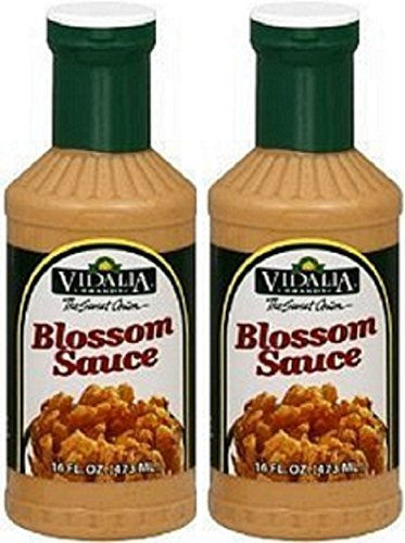 - Vidalia Brand Sweet Onion Blossom Sauce, 16-Ounce (2 Pack)