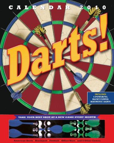 Darts! Calendar 2010