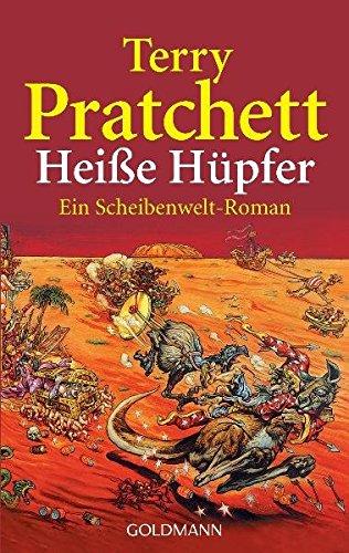Heiße Hüpfer: Ein Scheibenwelt-Roman Taschenbuch – 1. Mai 2004 Terry Pratchett Andreas Brandhorst Goldmann Verlag 344244232X