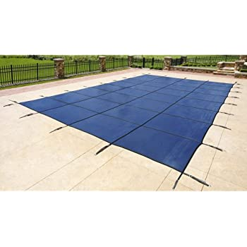 Amazon Com 16 X 32 Rectangle Loop Loc Safety Pool Cover