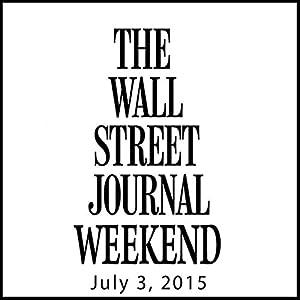 Weekend Journal 07-03-2015 Newspaper / Magazine