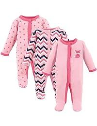 Baby Infant Preemie Sleep and Play, 3 Pack